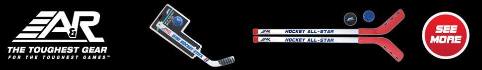 A&R Mini Hockey Stick Sets