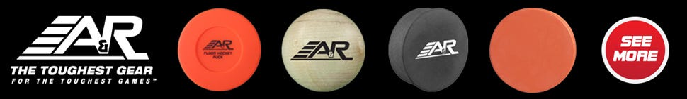 A&R Hockey Pucks & Balls