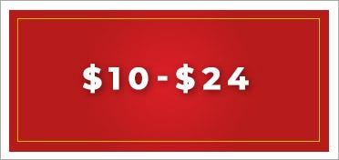 $10 - $24