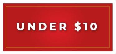 Under $10