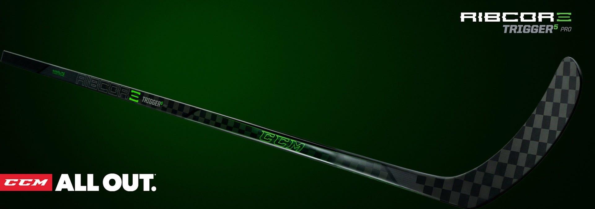 CCM RibCor Trigger 5 Pro Hockey Sticks