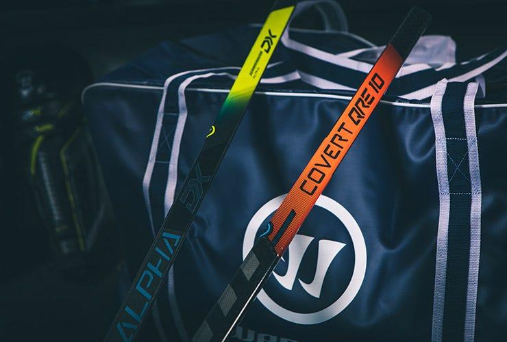 Save up to 10% on Warrior sticks