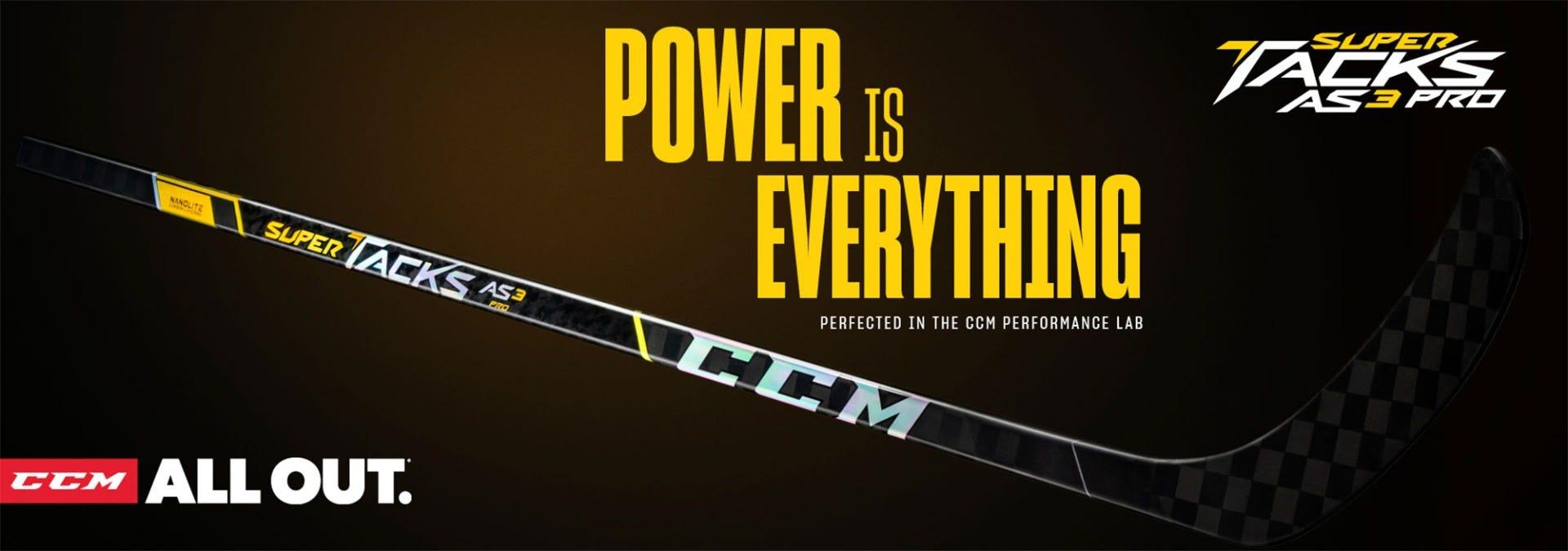 CCM Super Tacks AS3 Pro Hockey Sticks