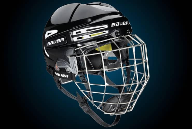 Bauer Re-Akt 75 Helmets