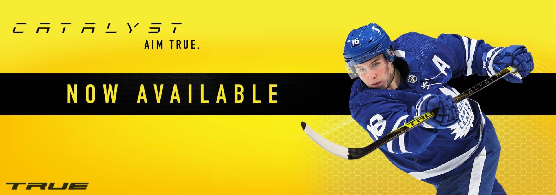 True Catalyst Hockey Sticks