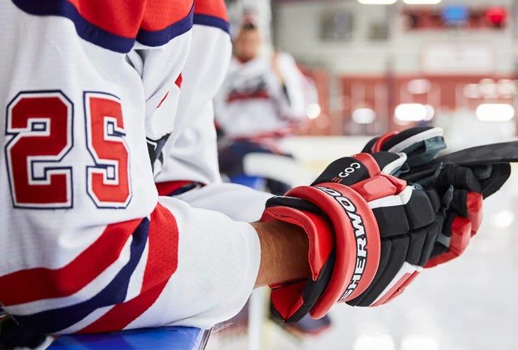 SherWood New Hockey Equipment Items