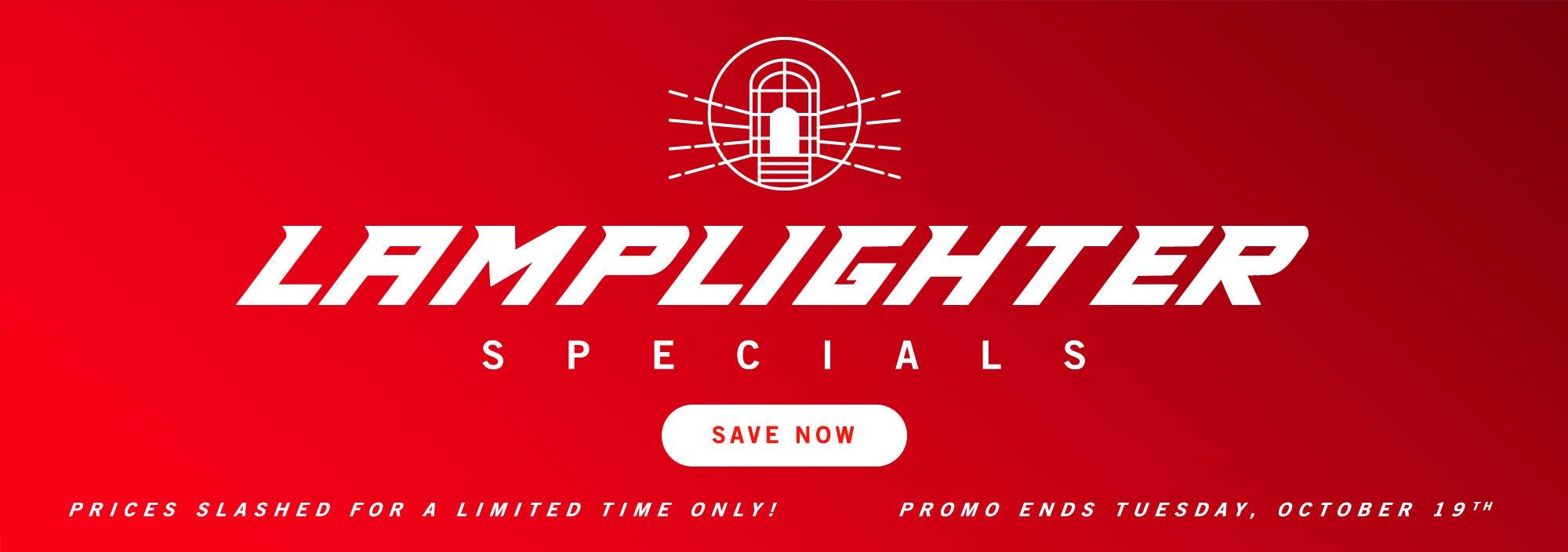 Lamplighter Specials