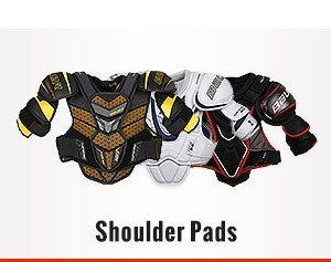 Great Bauer Hockey Shoulder Pad Deals