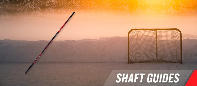 Hockey Shaft Guides