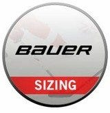 Bauer Elbow Pad Sizing Chart