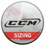 CCM Apparel Sizing Chart