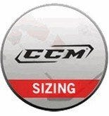 CCM Girdle Sizing Chart