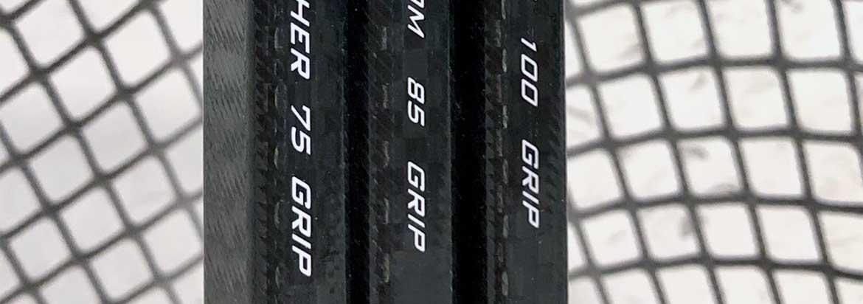 hockey stick flex