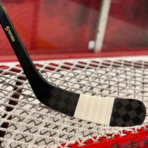 The Five Strand Hockey Stick Tape Job
