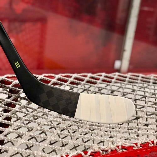 The Toe Hockey Stick Tape Job