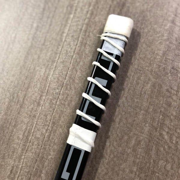 Hockey Stick Spiral Grip