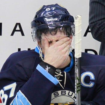Sidney Crosby Hockey Stick Tape Job White Handle
