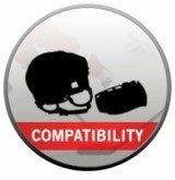 Helmet/Cage/Visor/ShieldCompatibility Charts<