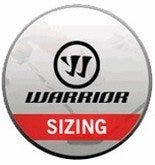Warrior Girdle Sizing Chart