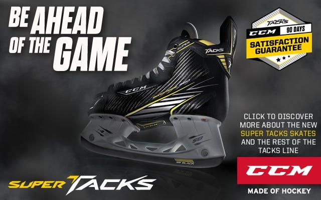 2016 CCM Tacks Hockey Skates