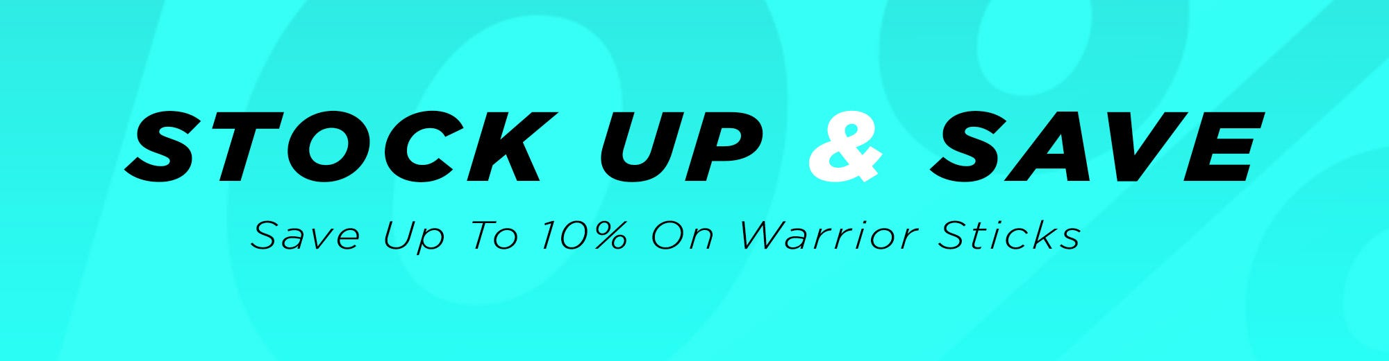 Warrior Hockey Sticks - Stock Up & Save When You Purchase 2 or More!