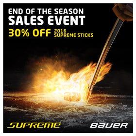 Bauer Supreme Sticks