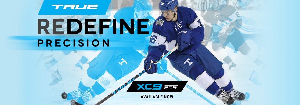True XCore ACF Hockey Sticks