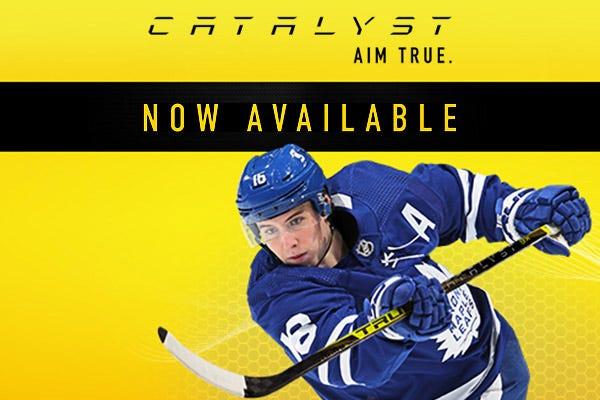 True Catalyst Hockey Gloves