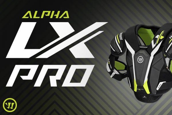 Warrior Alpha LX Pro Protective