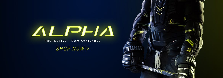 Warrior Alpha Protective Equipment