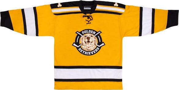 Custom Embroidered Hockey Jerseys Front