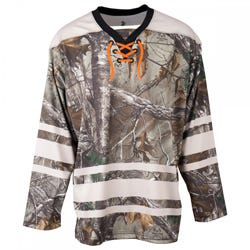 Dark Tree Sublimated Hockey Jersey
