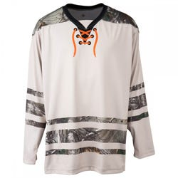 Light Tree Sublimated Hockey Jersey